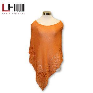 BCBG Poncho| Size: One Size Fits All